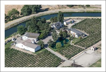 Washington Winery For Sale - Turnkey & Established Winery For Sale - Rattlesnake Hills AVA Real Estate