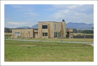New Zealand Contemporary Home For Sale - Modern Real Estate