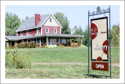 Winery For Sale - New Brunswick Winery & Vineyard For Sale - Canada Wine Country Real Estate