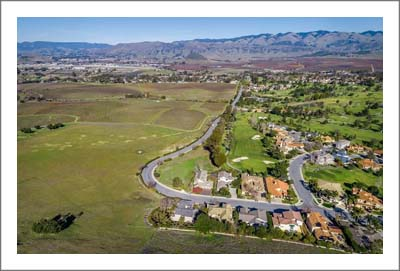 Edna Valley Vineyard For Sale - San Luis Obispo Land For Sale - 13 Estate Home Sites