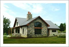 Virginia Farm For Sale - Wine Country Quality Built Home w/ Pond - Vineyard Potential Real Estate