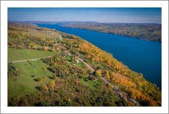 Finger Lakes Estate & Vineyard For Sale - Keuka Lake
