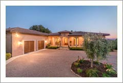 Olive Orchard For Sale - Paso Robles Luxury Home w/ Guest House, Olive Orchard and Hobby Vineyard