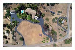 Vineyards For Sale - Southern California Vineyard, Equestrian Facilities and Custom Home For Sale - Wine Country Real Estate