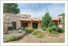 New Mexico Luxury Home and Guest House -  Vineyard For Sale - Mystery Grapes - Wine Country Real Estate
