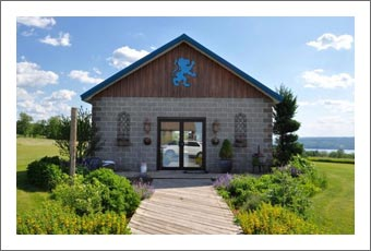 Seneca Lake Winery For Sale w/ Seneca Lake Beach Frontage - Finger Lakes Wine Country Real Estate