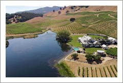Napa Valley Vineyard Estate For Sale - Luxury Wine Country Home