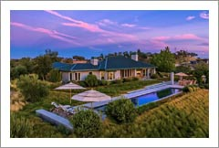 Paso Robles AVA Winery For Sale - Vineyard and Luxury Home - Wine Country Real Estate
