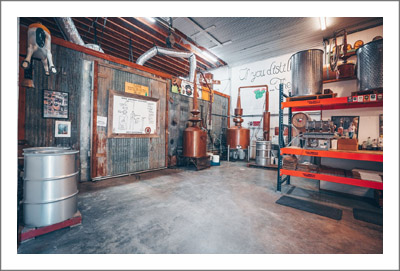 Distillery For Sale - Texas Hill Country Distillery - Texas Hill Country AVA Real Estate