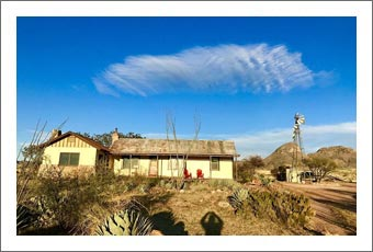 Historic Homestead For Sale - Movie set for Western Films  - 10 Acres