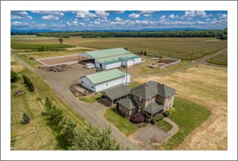 Oregon Luxury Estate and Vineyard For Sale - Yamhill County Wine Country Real Estate