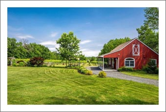 Pennsylvania Winery, Vineyard & Home For Sale - Bucks County Pennsylvania Farm For Sale
