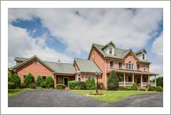 Maryland Wine Country Home & Horse Farm For Sale - Vineyard Potential