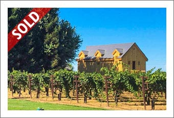 Northern California Winery For Sale - ABSOLUTE AUCTION - 11/15/16 - Lodi Winery and Vineyard For Sale -  San Joaquin Valley Wine Country