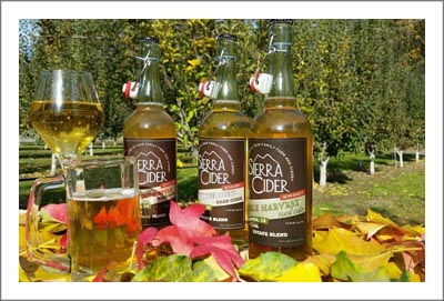 Cidery For Sale - Sierra Cider - Sierra Foothills, California Cidery For Sale w/ Hard Apple Cider Orchard and Business
