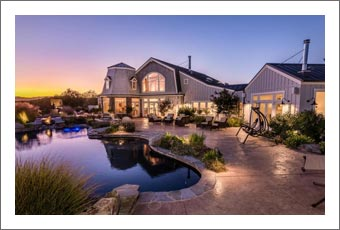 Paso Robles Home For Sale - Luxury Home on acreage with guest house, pool & workshop for sale