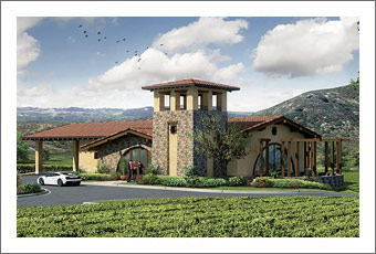 San Diego County Winery & Tasting Room For Sale or Lease - California Wine County Real Estate