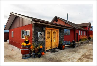 Winery For Sale with Wine Caves in Canada - Similkameen Valley Winery & Vineyard For Sale - British Columbia