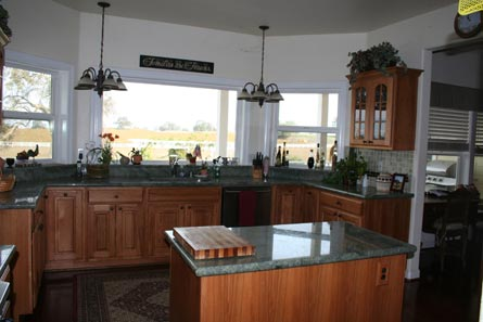 Equestrian Property With Home And Vineyard Views For Sale