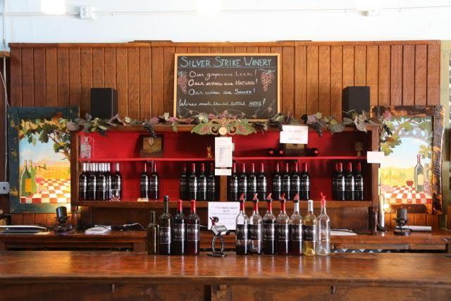 Arizona Winery For Sale - Tombstone Arizona Wine Tasting Room