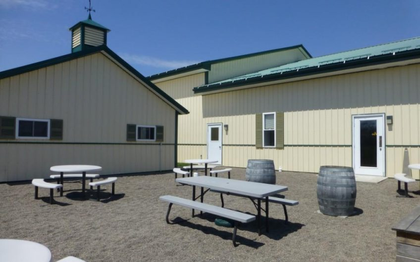 Established Winery in the Heart of the Finger Lakes For Sale!