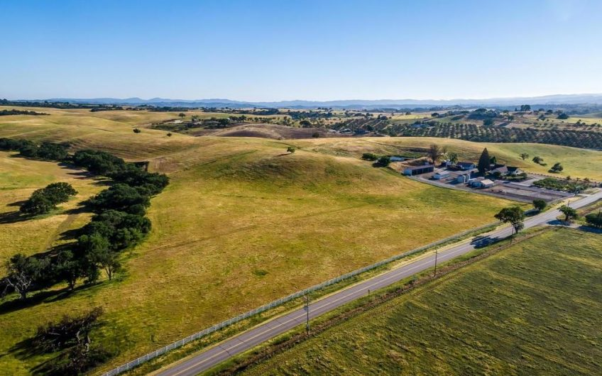 Paso Robles Ranch For Sale - VineSmart