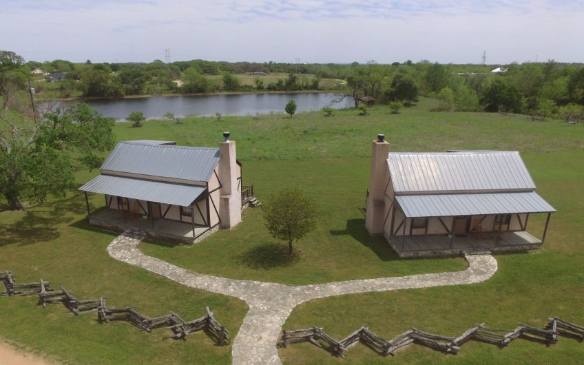 Barons Creek 36 Acres, West End Fredericksburg, Texas