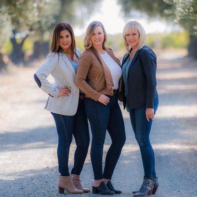 Adriana Tenbrink, Nicole Gross & Karen Chandler