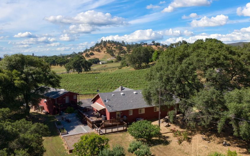 Foothill Vineyard Estate