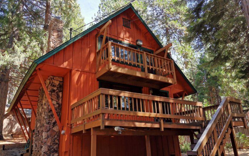 Wonderful Mountain Cabin