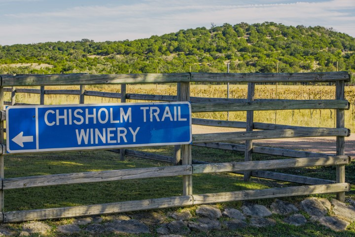 Chisholm Trail Winery