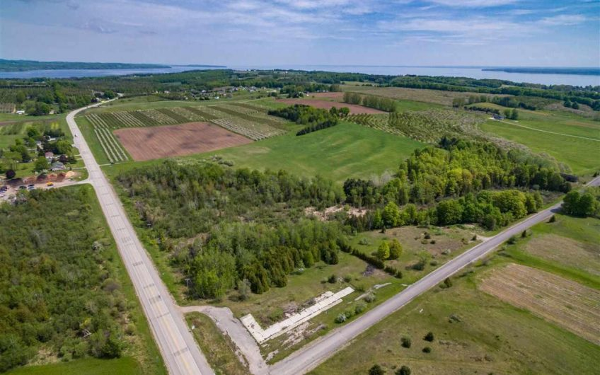 Michigan Land & Orchard For Sale w/ Winery or Cidery Potential