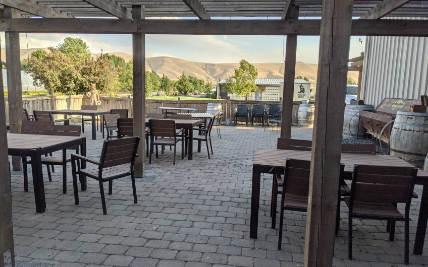 Must See Tasting Room – Heart of Wine Country, Prosser WA