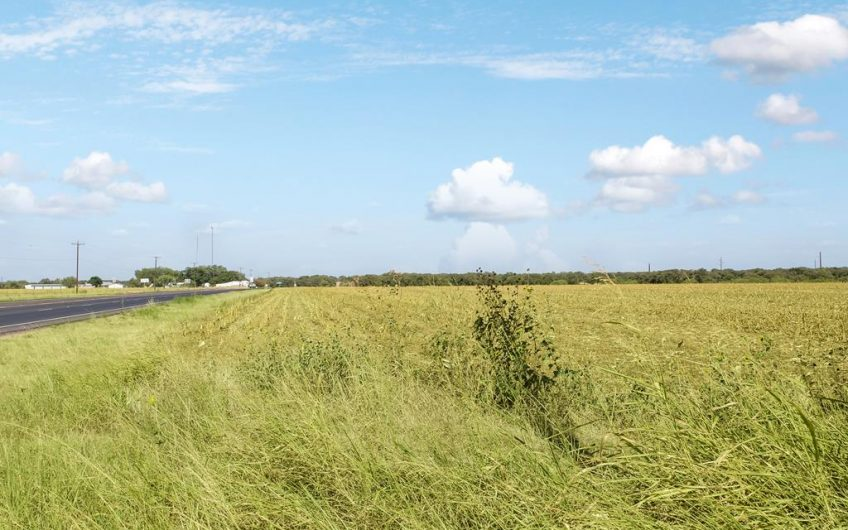 Texas Wine Country Land For Sale w/ Winery and Vineyard Potential