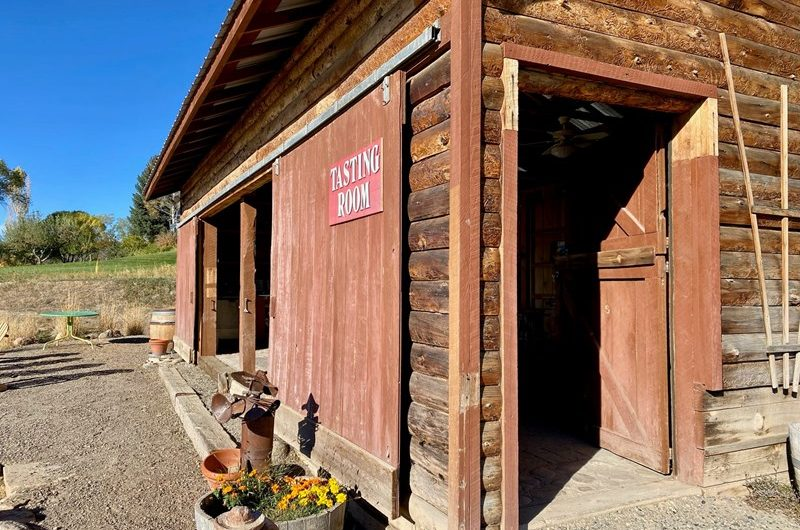Colorado Winery and Vineyard For Sale – Evening Grace Estate