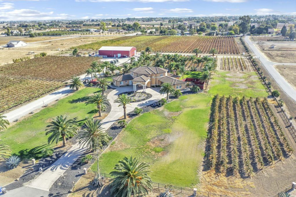 Northern California Winery For Sale w/ Vineyard - Brentwood, CA - Contra Costa County Real Estate